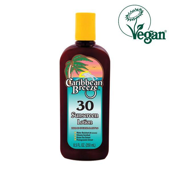 Caribbean Breeze SPF 30 Sunscreen Lotion 250ml