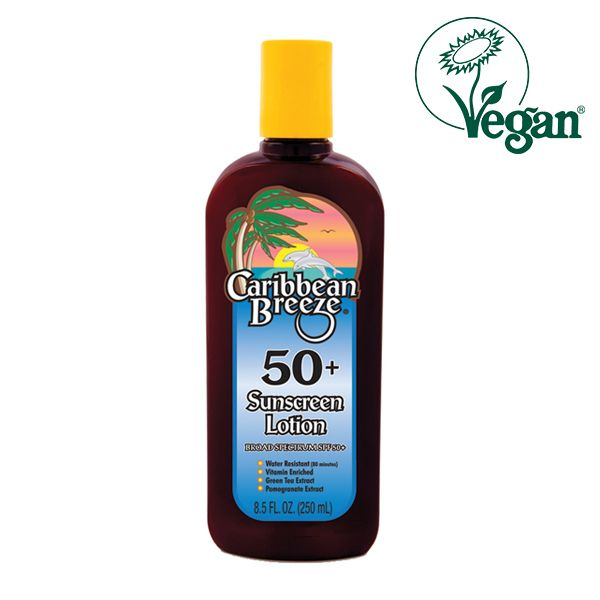 Caribbean Breeze SPF 50+ Sunscreen Lotion 250ml