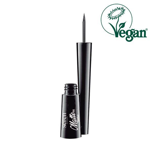 Seren London Vegan Long Lasting Eyeliner Black 5ml