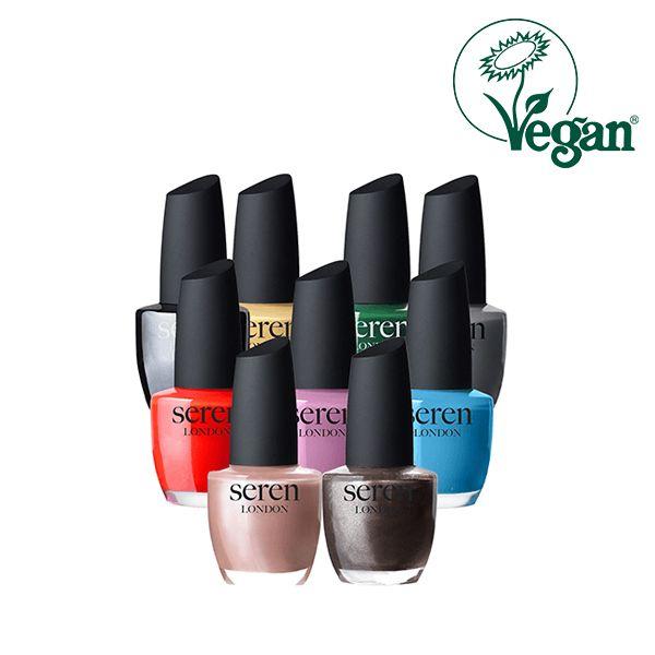 Seren London Vegan Nail Polish